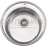 Кухонная мойка Ledeme l85151 (510*180)+ сифон полир. 0.8мм, Ledeme
